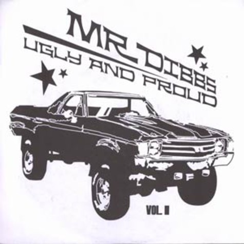 Mr. Dibbs - Ugly and proud volume 2