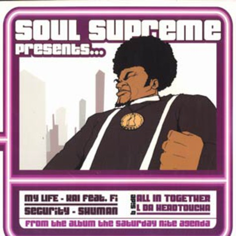 Soul Supreme - Security