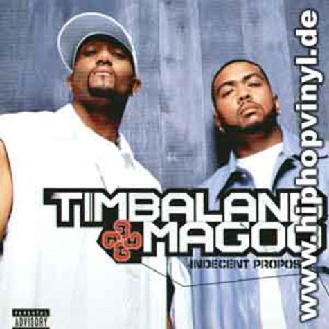 Timbaland & Magoo - Indecent proposal