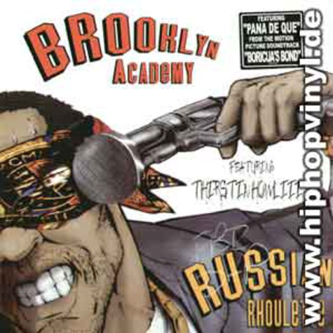 Brooklyn Academy - Russian roulette