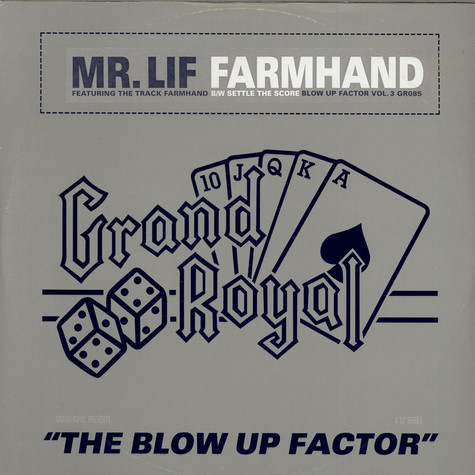 Mr.Lif - Farmhand