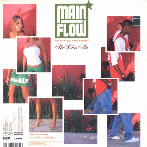 Main Flow - She likes me feat. eLone
