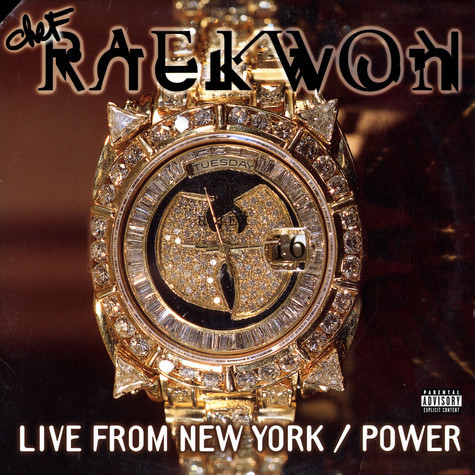 Raekwon - Live from new york