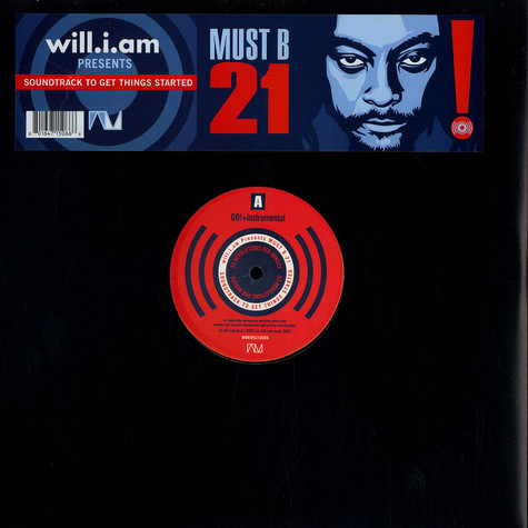 Will I Am - Take it feat. Krs One