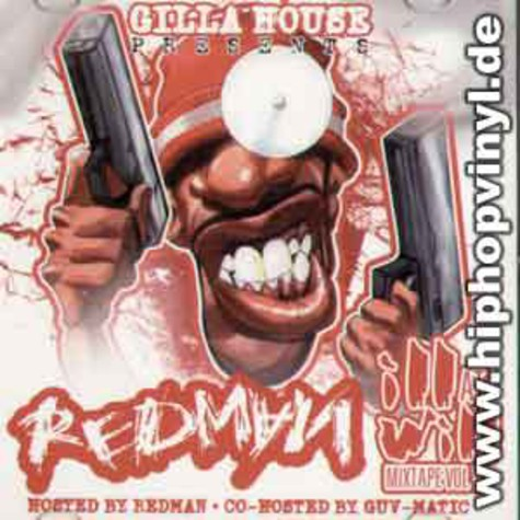 Redman - Ill at will - the mixtape vol. 1