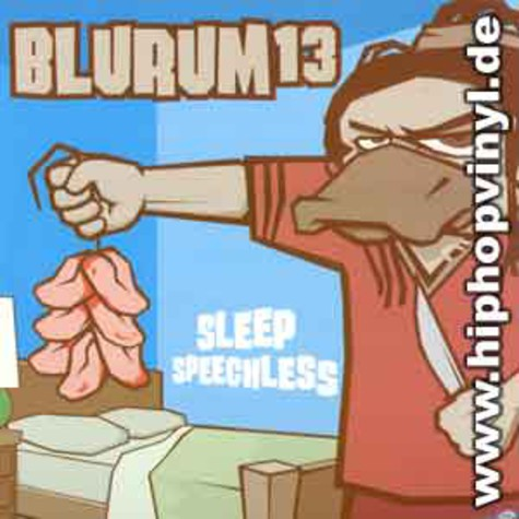 Blurum 13 - Sleep speechless