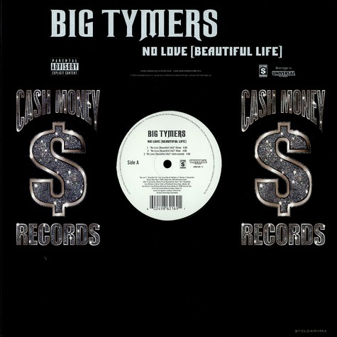 Big Tymers - No love feat. Jazze Pha