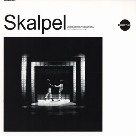 Skalpel - Sculpture EP