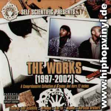 Self Scientific - The works (1997-2002)