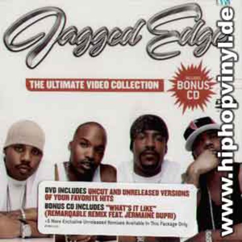 Jagged Edge - The ultimate video collection