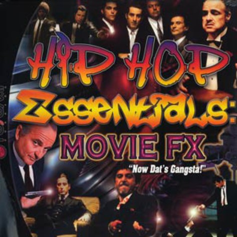 DJ JS-1 & DJ Rob - Movie FX volume 1