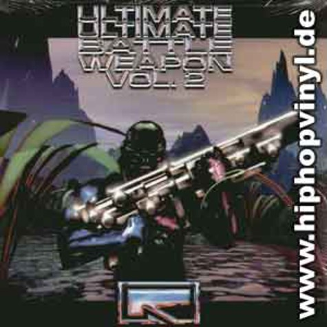 DJ Rectangle - Ultimate Battle weapon vol. 2