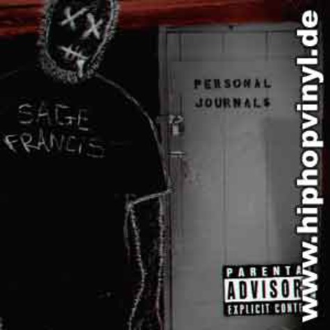 Sage Francis - Personal Journals