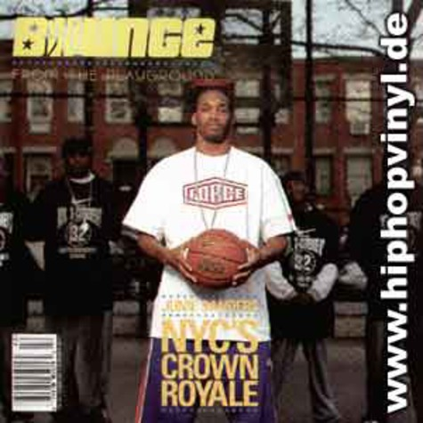 Bounce magazine - NYC hoop stories vol.2
