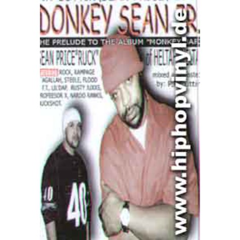 P.F. Cuttin & Sean Price - Donkey sean jr.