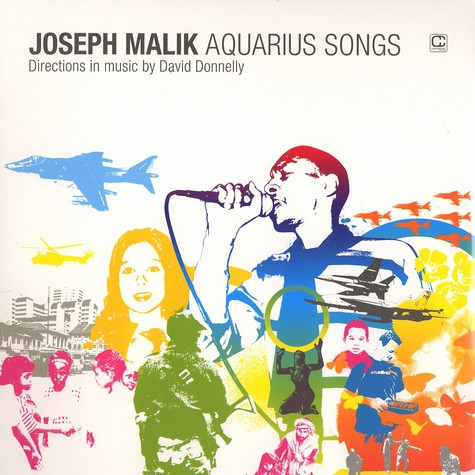 Joseph Malik - Aquarius songs