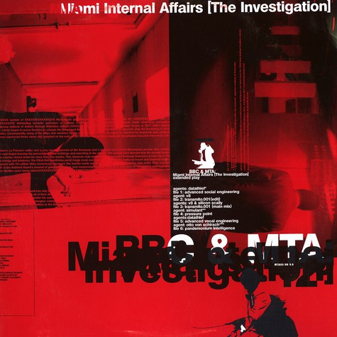 Beta Bodega Coalition & MTA present - Miami internal affairs