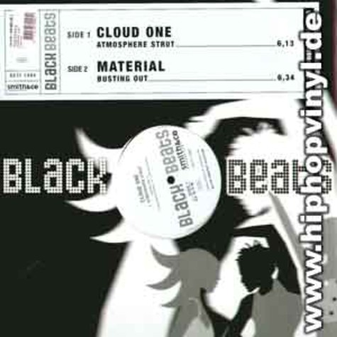 Cloud One / Material - Atmosphere strut / busting out