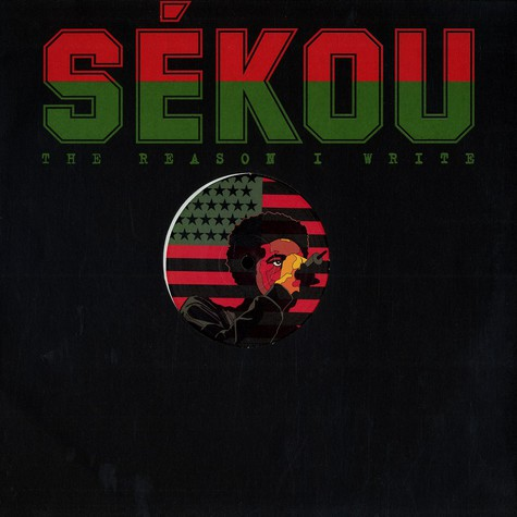 Sékou - The Reason I Write