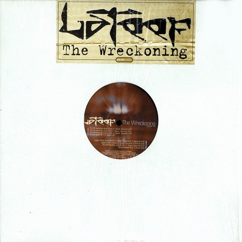Lateef The Truthspeaker - The wreckoning