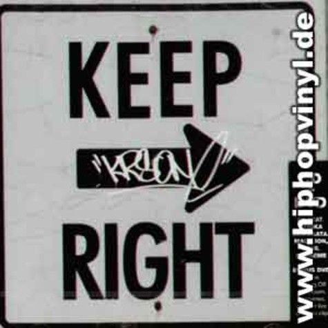 Krs One - Keep right