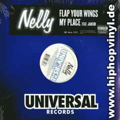 Nelly - Flap your wings / my place feat. Jaheim
