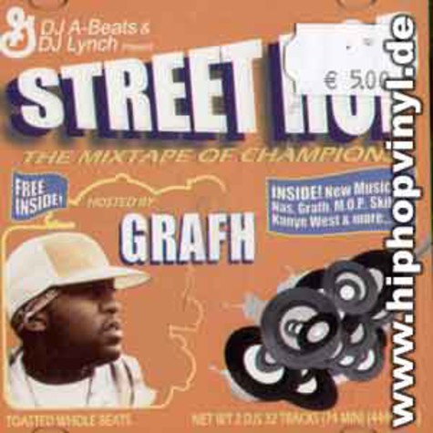DJ A-Beats & DJ Lynch - Street hop