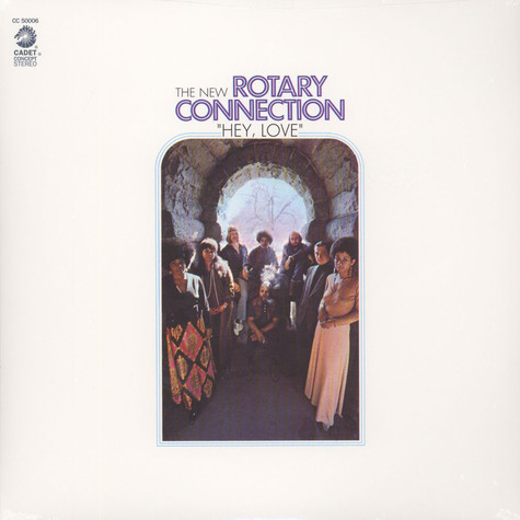 Rotary Connection (Minnie Riperton) - Hey love