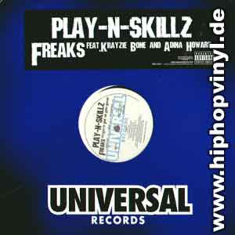 Play-N-Skillz - Freaks feat. Krayzie Bone & Adina Howard