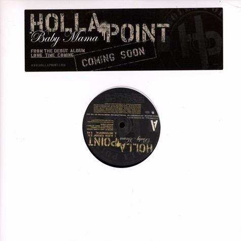 Holla Point - Baby mama pt.2