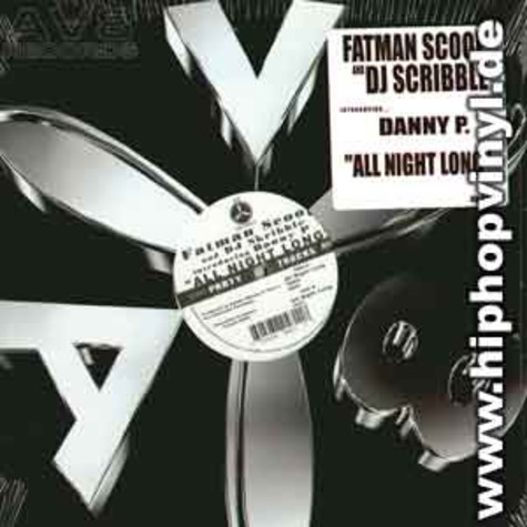 Fatman Scoop and DJ Scribble - All night long