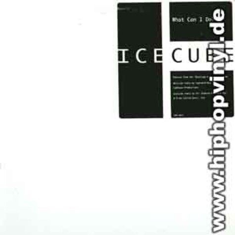 Ice Cube - What can i do? remixes