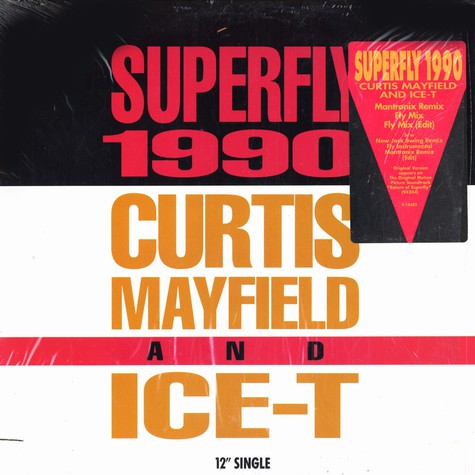 Curtis Mayfield & Ice-T - Superfly 1990 remixes