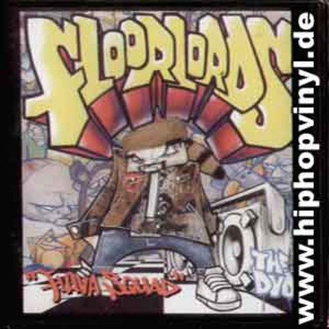 Flava Squad - Floorlords - the dvd