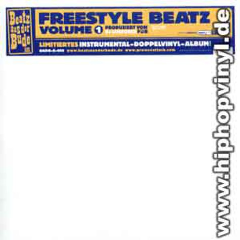 DJ Lifeforce - Freestyle beatz vol.1