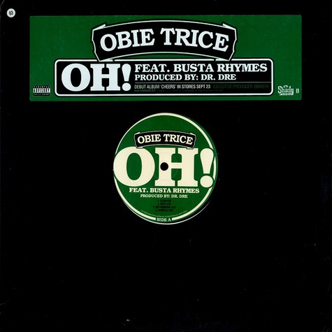 Obie Trice - Oh! feat. Busta Rhymes