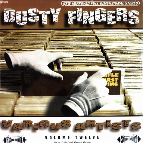 Dusty Fingers - Volume 12