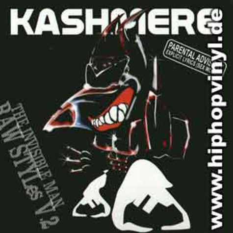 Kashmere - The invisible man EP