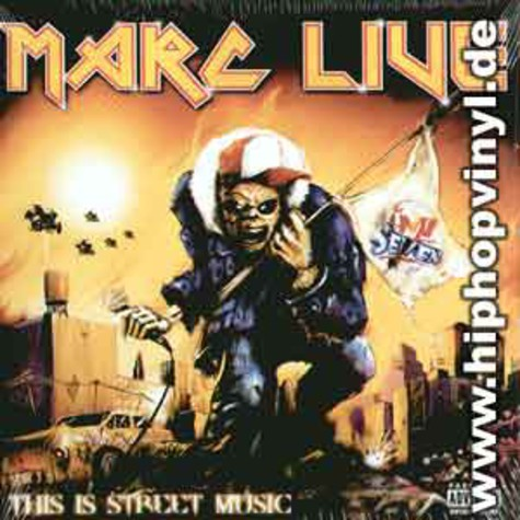 Marc Live - This is street music