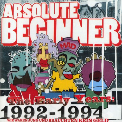 Beginner (Absolute Beginner) - The early years 1992-1994