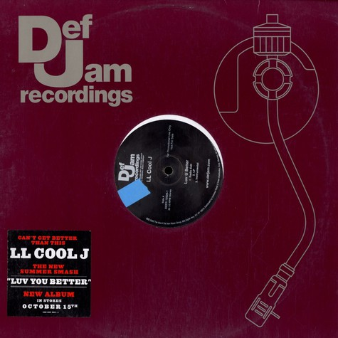 LL Cool J - Luv you better