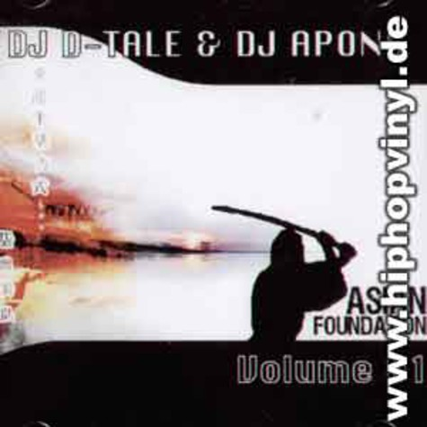 DJ D-Tale & DJ Apong - Asian foundation vol.1 - party mix