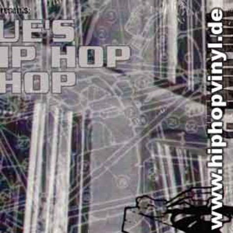 DJ Cue - Cue's hip hop shop volume 2