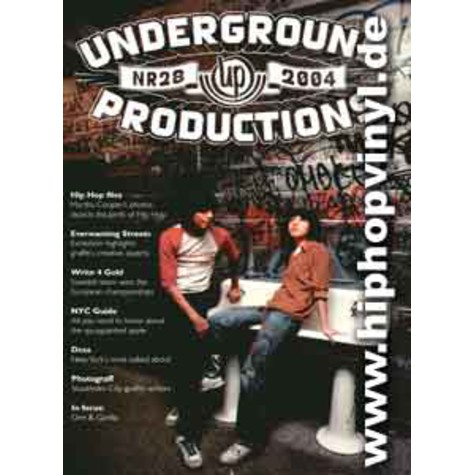 Underground Productions - 28