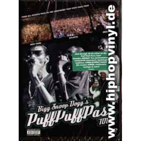 Snoop Dogg - Puff puff pass tour dvd