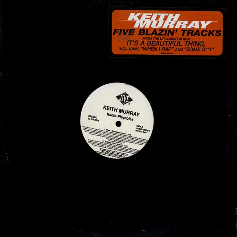 Keith Murray - It's a beautiful thing album sampler