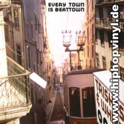 Trishes & Whizz - Every town is beattown