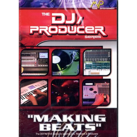 DJ / Producer series - Making beats