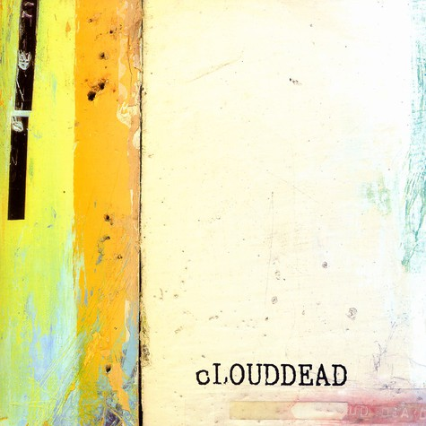 Clouddead - 10inch no. 1