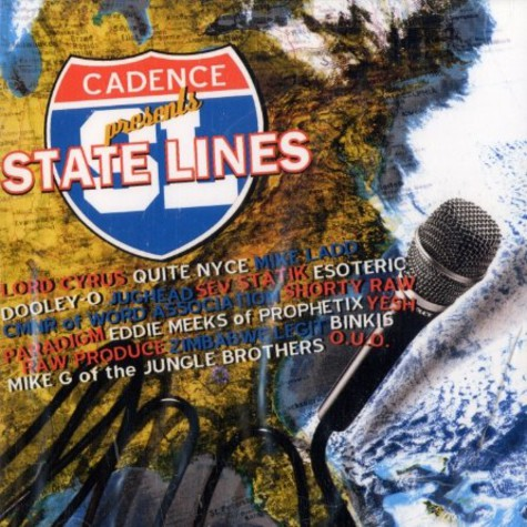 Cadence of Raw Produce - State lines